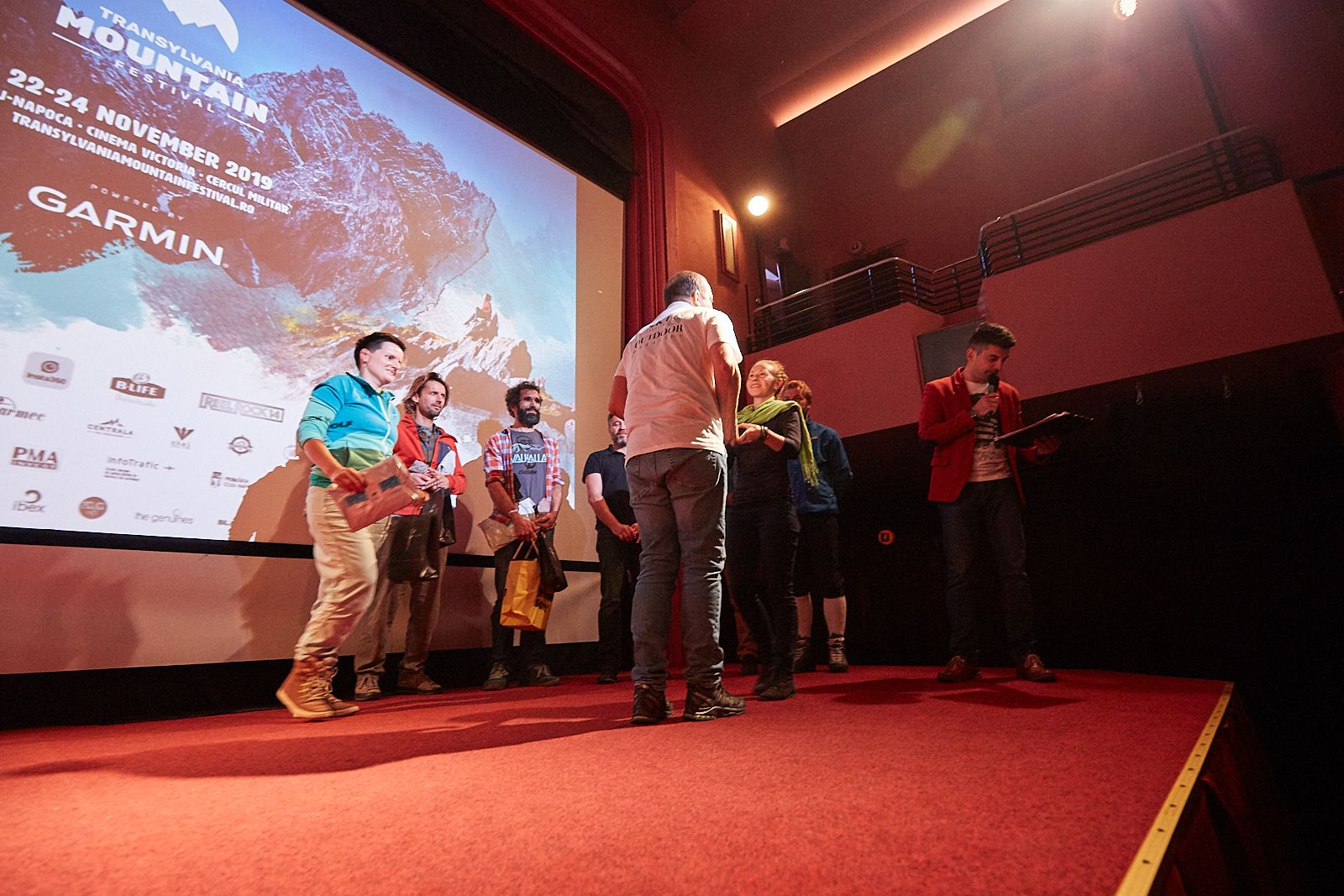 Enjoying a wide international participation in all competitions, this year we are once again honored to present the winners of the film, photography, innovation and mountain activity awards.